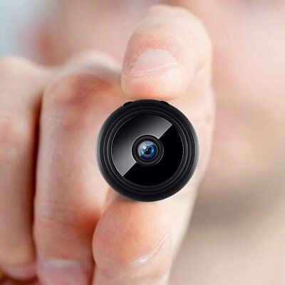 Mini Spy Camera Wireless Wifi IP Home Security HD 1080P DVR Night Vision Remote 7