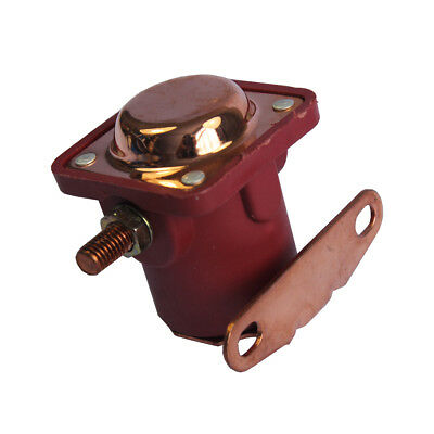 New 12V Heavy Duty Solenoid Relay Red Fits For Ford Starter Car Truck SW3 SNL135 5