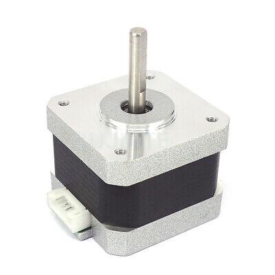 42 Stepper Motor NEMA 17 Motor 23/28/34/40/46/48/60mm for Reprap 3D Printer CNC 6