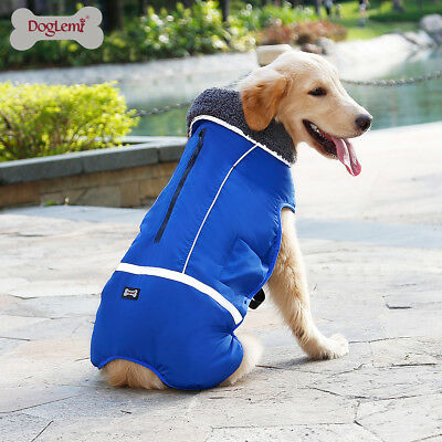 Dog Clothes Winter Waterproof Pet Dog Coat Jacket Fashion Vest Small Large Dog 8