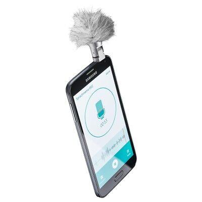 Gutmann micrófono protección contra el viento para Sony nex-vg10 nex-vg10e
