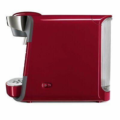 Bosch TAS3203 Tassimo Suny  Cafetera multibebidas automática de cápsulas rojo 3