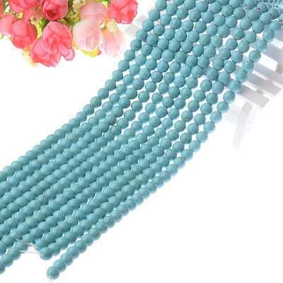 Wholesale Lot Natural Gemstone Round Spacer Loose Beads Accesories 4MM 6MM 8MM