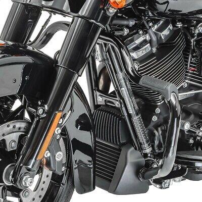 Pare-Carter pour Harley Davidson Road King Classic 98-08 craftride tr1 noir