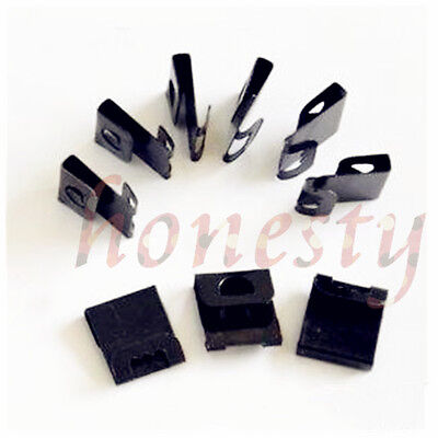 50PCS Clips Hangers Fix Hanging For Picture Photo Frames Framing Back Board 2