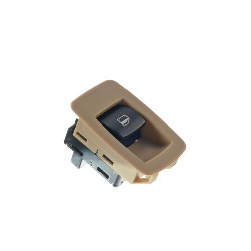 Elektr Fensterheber Schalter Taste vorne rechts beige für BMW X6 E71 E72 X5 E70