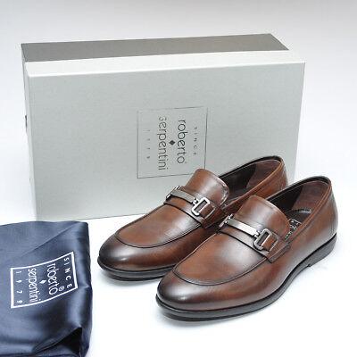 best sneakers c56ec 34ebd ROBERTO SERPENTINI DESIGNER Schuhe Herrenschuhe Slipper 48042 Gr.41  UVP:349€ NEU