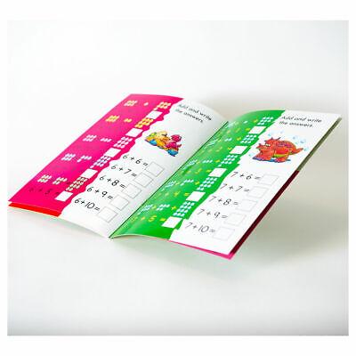 Alligator Books Maths Addition - Children Educational Book for Kids aged 3-5 3