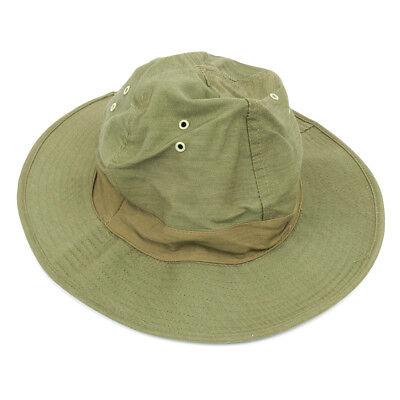 U.S. WWII Daisy Mae HBT Hat- 7.50 US (60 cm) 5