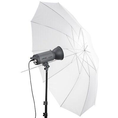 walimex pro 2in1 Reflex-& Durchlichtschirm weiß 150cm