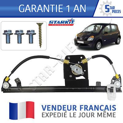 Leve Vitres electrique avant gauche Renault Modus à Partir De Bj 04