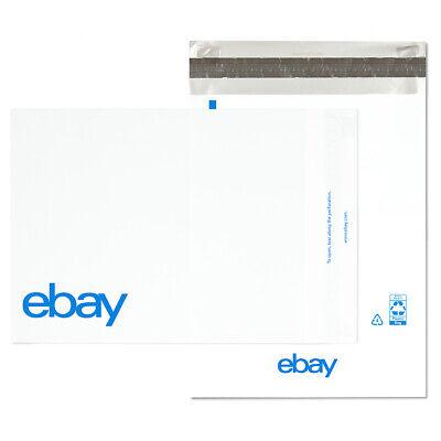 "NEW EDITION eBay-Branded Polymailer Red Green & Blue 10"" x 12.5"" (No padding) 2"