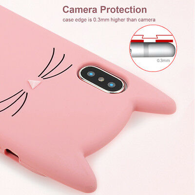 F iPhone 11 Pro Max 8 Plus XS Max XR Girls Love Cute Protective Phone Case Cover 8