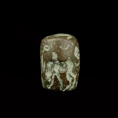 A Bactrian copper bead seal x9351 2