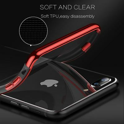 Case for Apple iPhone X 8 7 6S Plus Cover New ShockProof 360 Hybrid Silicone 7
