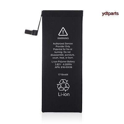New Li-ion Replacement Battery With Flex Cable For iPhone 4s/5/5s/5c/6/6+/6s/6s+