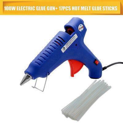 100W Professionale Temperatura Costante Pistola per Colla a Caldo 11