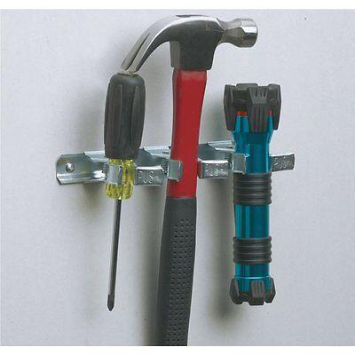 (2 Pack) Spring Clip Mop & Tool Holder Gripper 3