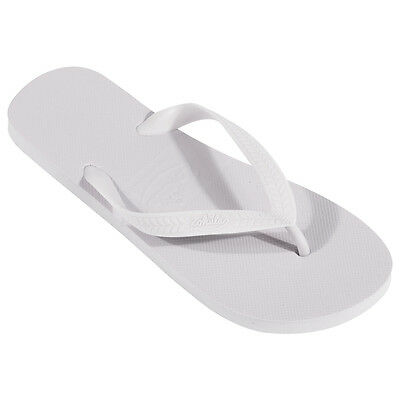 b81e0bf10557bb 5 of 6 Zohula Originals White Flip Flops Party Pack - 20 pairs - Including  Basket