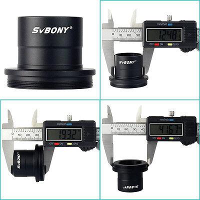 "1.25"" SLR Camera Astronomical Telescopes Camera Adapter Metal Bracket T Mount 2"