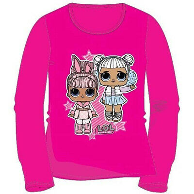 Surprise Langarmshirt Shirt Pullover weiß Lol L.O.L