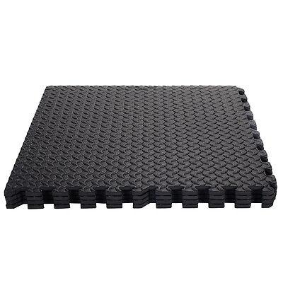 12 Stkbodenmatte Schutzmatten Puzzlematte Bodenschutzmatte