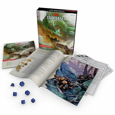 Dungeons & Dragons D&D Starter Set 5th Edition 3