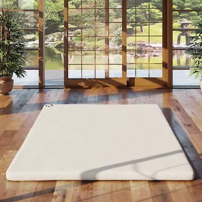 Panda Memory Foam Bamboo Mattress Toppers in 4 Sizes 100% Comfortable&Original 3