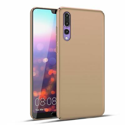 Luxury Protective Slim Thin Hard Back Case Cover For Huawei P20 Pro P10 P Smart 12