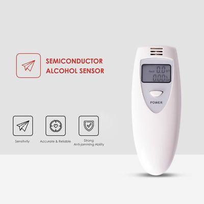 Brand New Portable MINI Digital LCD Alcohol Breath Tester Analyzer Breathalyzer 3