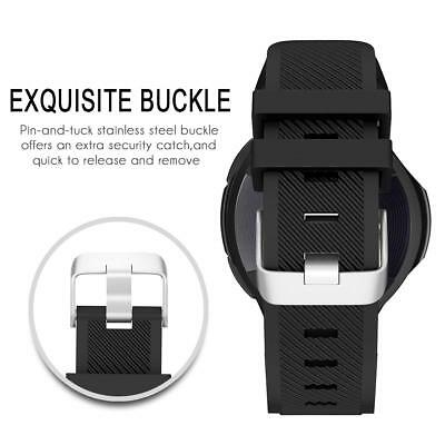 For Samsung Gear S3 Frontier / Classic Replacement Silicone Sports Band Strap 5