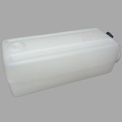 DURO LIFT oil reservoir tank Auto lift power unit white oil container lift motor 7