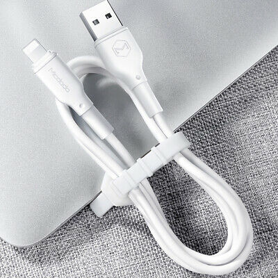 Fr iPhone 11 Pro XS MAX XR 8 7 6S USB-lightning Charging Charger Cable Data Cord 10