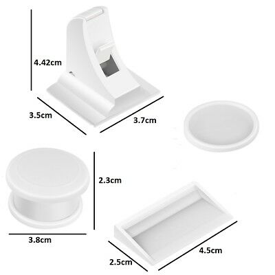 Invisible Child Safety Magnetic Lock  Baby Pet Proof Cupboard Door Drawer Set 5