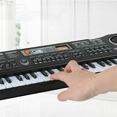 61 Keys Electronic Music Keyboard Organ Piano Set With Mini Microphone Kids Gift 3