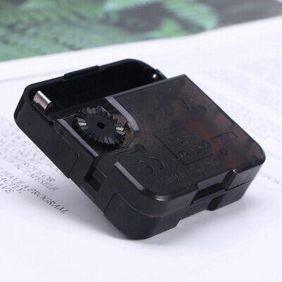 Quartz Wall Clock Movement Black Hands Motor Mechanism Replacement Parts Kit 8