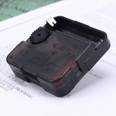 Quartz Wall Clock Movement Black Hands Motor Mechanism Replacement Parts Kit 4
