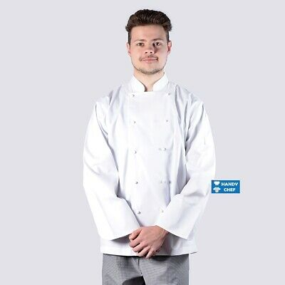 Chef Jackets -See Handy Chef Ebay Store for Chef Pants, Chef Aprons, Caps 7