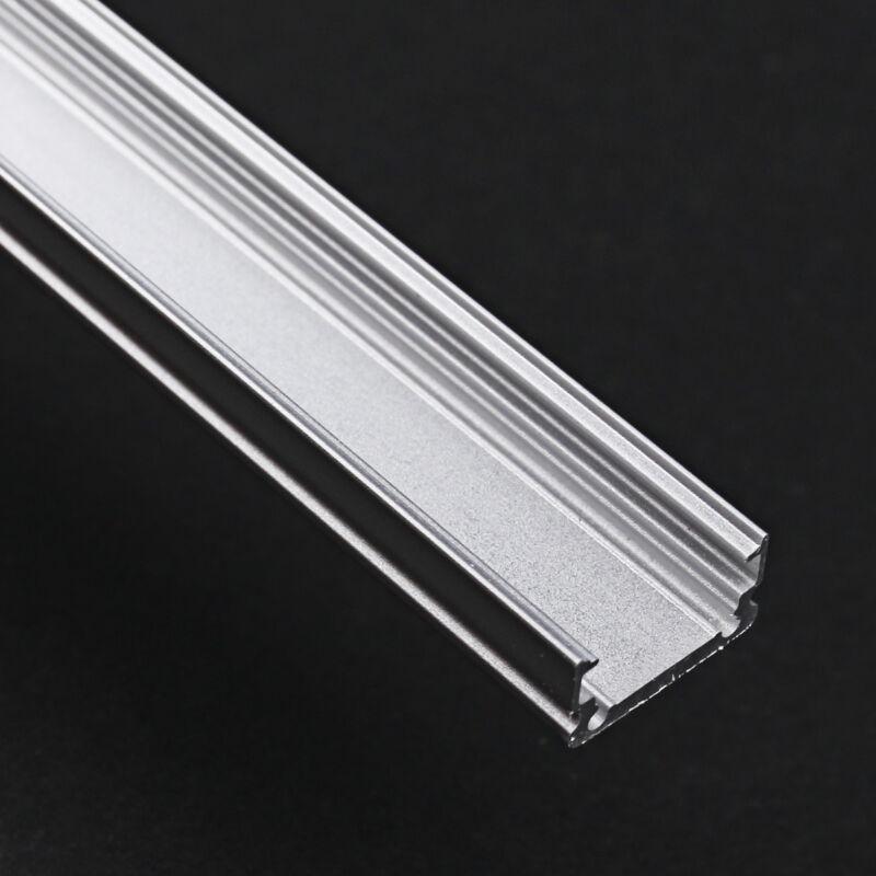 6pcs/12pcs 3.3ft DIY Aluminum Channel Holder W/Cover&Mount For LED Light Strip 5