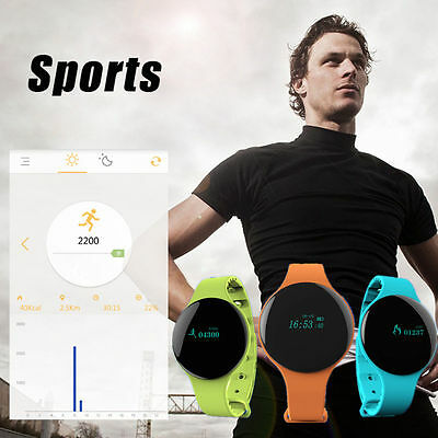 Waterproof Bluetooth Smart Watch Phone Mate For Android IOS iPhone Samsung LG 2