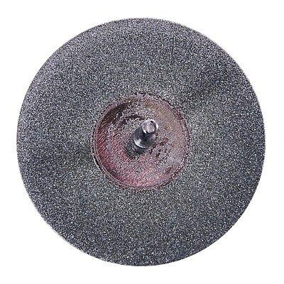 "50mm / 2"" Diamond Cut Off Disc w/ 3.2mm / 1/8"" Round Mandrel for Dremel or Drill 2"