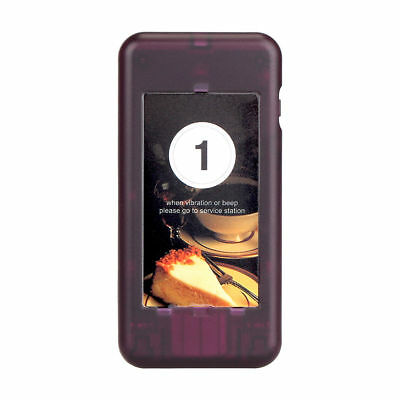 Wireless Paging Calling Keypad System 10Pcs Guest Coaster Pagers For Restaurant 10