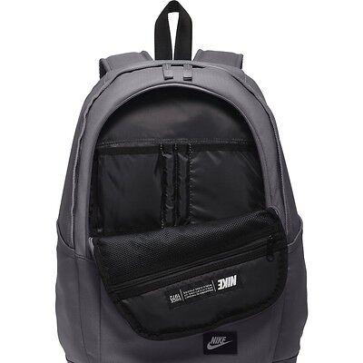 ... Men s Nike All Access Soleday Backpack Rucksack Bag Grey 25L Inter  Laptop Sleeve 3 094b877df5034