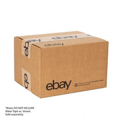"NEW EDITION eBay-Branded Boxes With Black Color Logo 10"" x 8"" x 6"" 2"