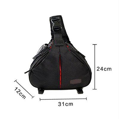 New Canon Nikon Sony Camera Backpack Sling Shoulder Bag Case Shockproof DSLR SLR 7