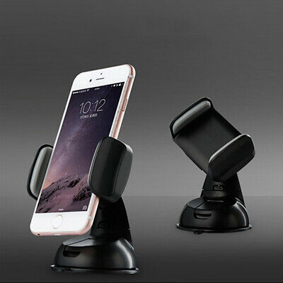 360 In Car Mobile Phone Holder Universal Mount Windscreen Dashboard Suction Home 2