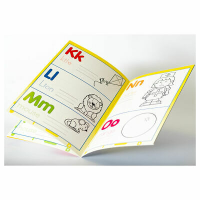 Fun To Learn Wipe Clean Book Letters & Writing - Children Educational Book 3