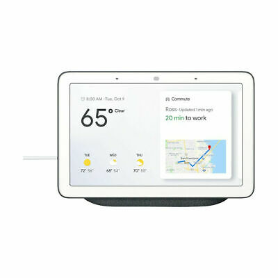Google Home Hub with Smart Home 10