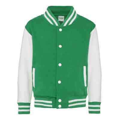 Kinder College Jacke mit Wunschdruck viele Farben Partnerlook Jacken JH043K0.5 7