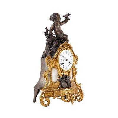 Mantel Clock 1900's 2